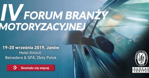 Forum Branży Motoryzacyjnej