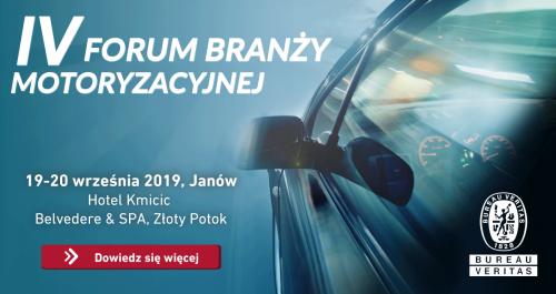 IV Forum Motoryzacyjne